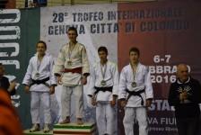 28° Trofeo Internazionale Città di Colombo-Ronzoni indomabile