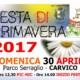 30 Aprile 2017-Esibizione Judo a CARVICO