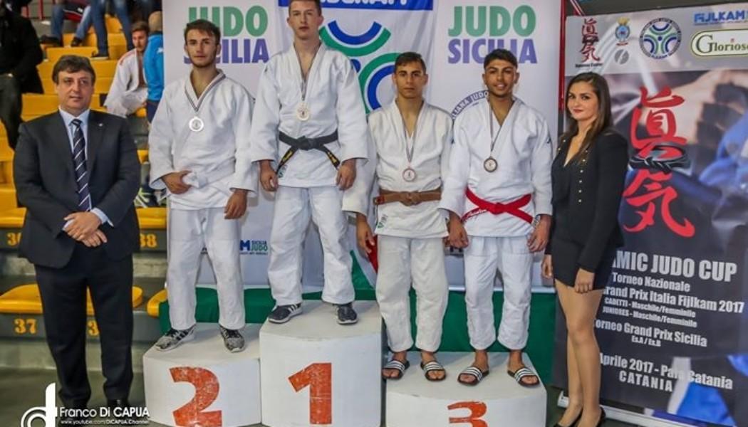 RONZONI 1 ALLA DYNAMIC JUDO CUP 2017