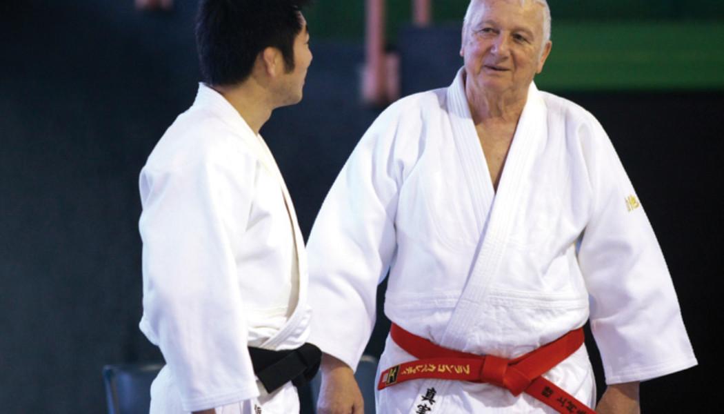 Trezzo: Incontro Sul Tatami Con Il Maestro FRANCO CAPELLETTI 10° DAN JUDO