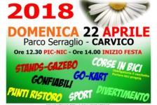 22 aprile 2018-Esibizione Judo Carvico