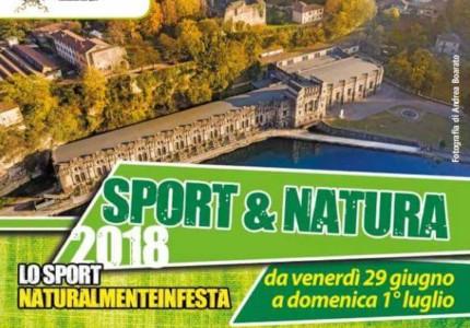 1° Luglio 2018-Esibizione Trezzo Sport e Natura