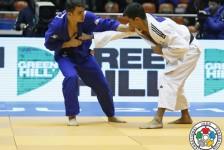 """Judo: Basile show a Casablanca, primo oro tra i """"grandi"""""""