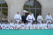 Esibizione Judo a Carvico