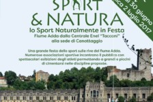 2 luglio 2017-Trezzo Sport e Natura in Festa