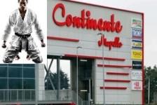 14 settembre 2018-Esibizione Judo Al Centro Commerciale il CONTINENTE DI MAPELLO